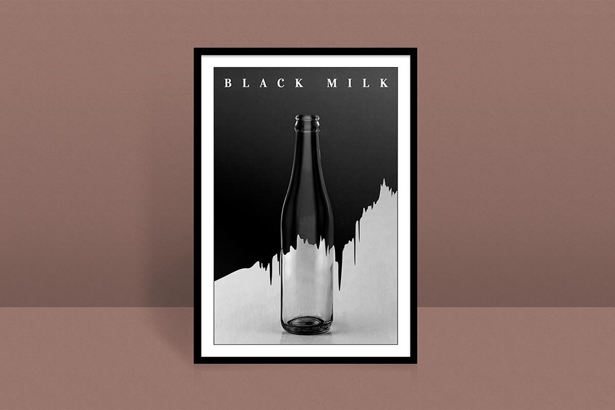 Blackmilk art