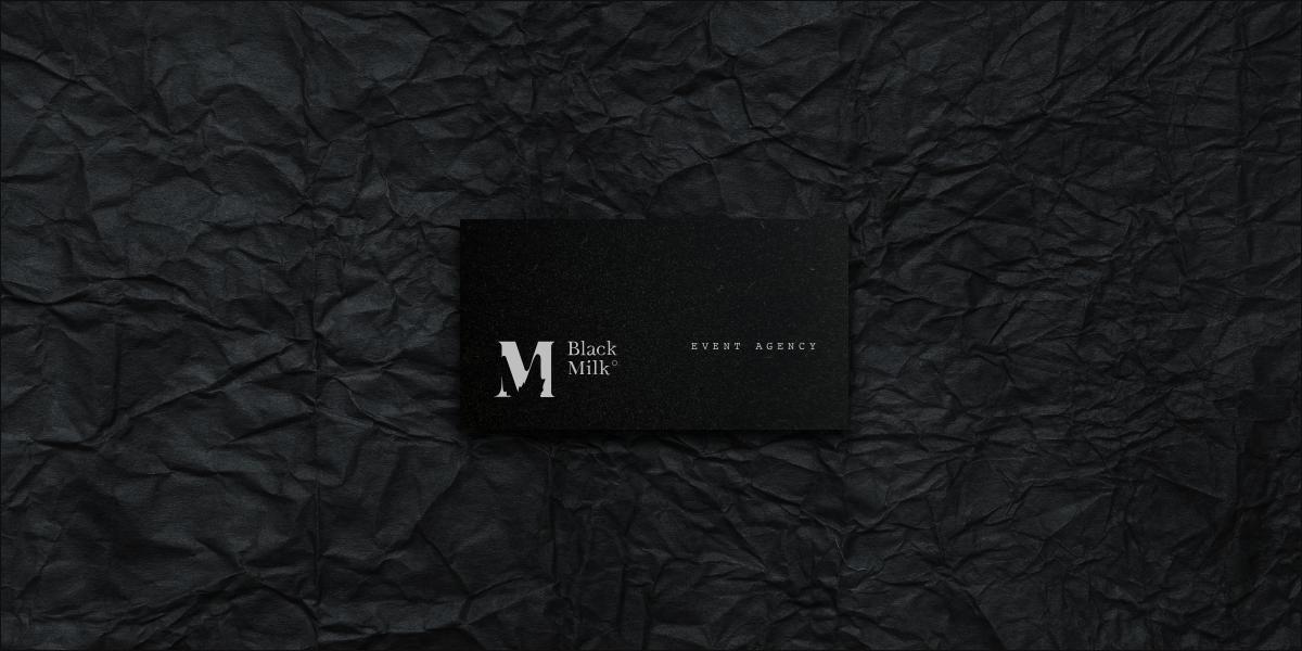 Blackmilk web design