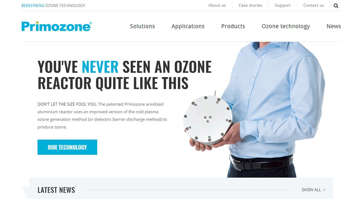 Primozone site